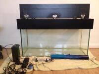Clear seal 3ft full set up