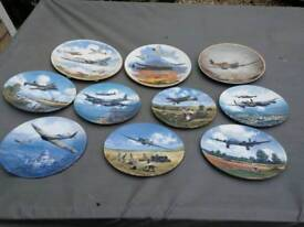 Ww2 picture plates