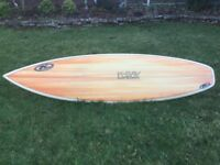 Custom Made K-Bay Surfboard