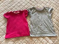 Girl's Clothes Bundle 1-2 Years