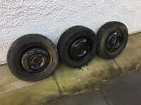Trailer wheels for sale