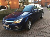 Vauxhall Astra 1.6 16v Sxi 5dr (59)2009,3 MONTH WARRANTY