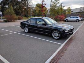 BMW 7 Series E38 728i Sport Auto Black Petrol/LPG