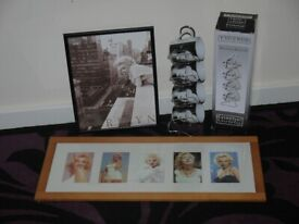 MARILYN MONROE VINTAGE PICTURE & MEMORABILIA COLLECTION