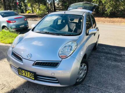 2009 Nissan Micra Auto ONLY 50,000 Kms LOGBOOKS Power Options A1 Sutherland Sutherland Area Preview