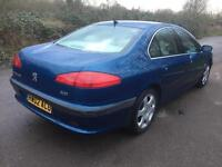 Peugeot 607 2.2 HDi S 4dr HPI CLEAR