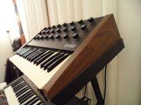Jen SX1000, Vintage Analog Mono Synth