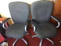 Heavy Duty Professional Long Hours Chair - Excellent Condition