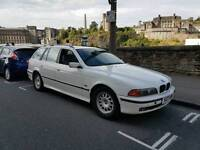 Very Cheap BMW 520i Automatic Estate for sale-Very powerful Amazing condition