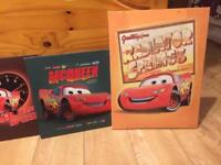Disney cars canvases