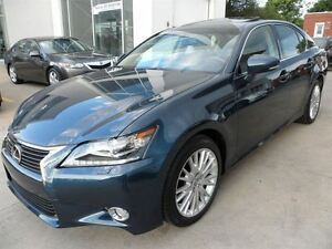 2013 Lexus GS 350AWD NAVIGATION THE CAR IS FULLY LOADED!!!ONE OW