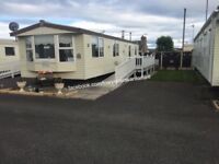 Caravan for Hire at Browns Holiday Park Towyn North Wales