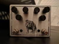 Handmade Klon Distortus maximus clone with added boost