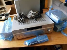 Sony STR-DE497P A/V Receiver HOME CINEMA AMPLIFIER 5.1 DTS DIGITAL SOUND SUB