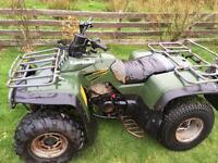 Kawasaki klf 300 1998