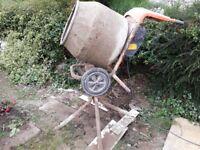 Belle Cement Mixer 240v