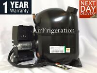 NJ9232GK 1-1/4 HP R404A EMBRACO MBP COMPRESSOR MOTOR NJ 9232 GK