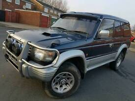 MINT Mitsubishi pajero/shogun may p'x why?