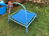 Kids/toddlers small trampoline