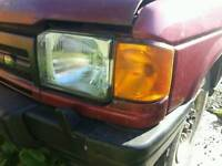 Land rover discovery 1 indicators