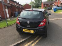 Vauxhall corsa 2009 fully working 1.2L
