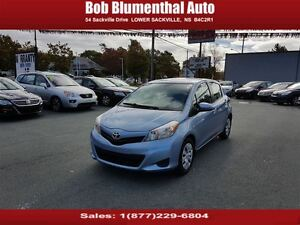 2012 Toyota Yaris LE Auto ($45 weekly, 0 down, all-in, OAC)