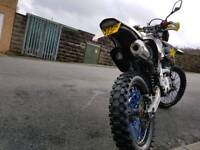 Suzuki drz 400 sm plus enduro wheels