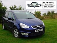 Ford Galaxy 2.0 TDCi Zetec Powershift 5dr