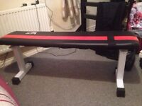 We R Sports Flat Weight Bench