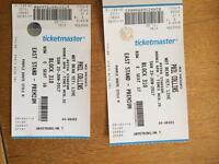 Phil Collins tickets