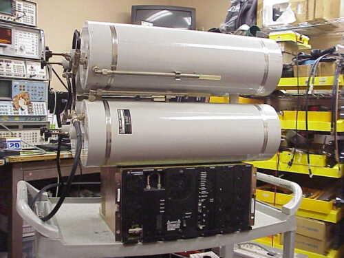 Motorola Quantar VHF 150-174 MHz. 125W Repeater P25 with Duplexer-WACOM 4 CAVITY