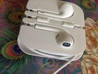 Job Lot 50x EarPods, Headphones, Earphones compatible with Apple iPhone, iPod, iPad (3.5mm Jack)