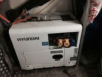 Hyundai 6kv generator