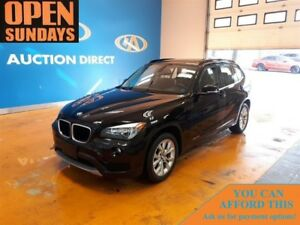 2014 BMW X1 XDRIVE! HUGE PANO SUNROOF!