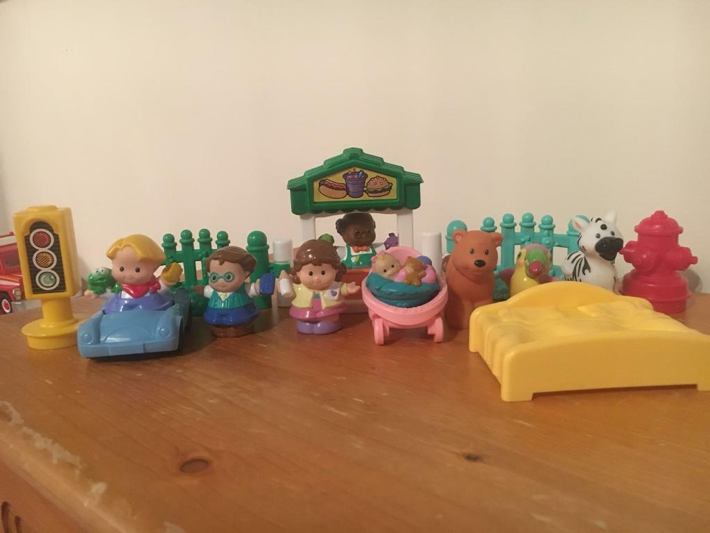 Fisher Price Little People Extras