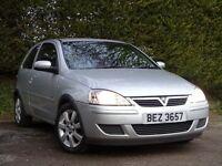2005 Vauxhall corsa breeze **Full service history** (yaris,clio,megane,polo,astra,307,308,207,ka)