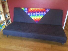 3 seater double sofa bed (IKEA - Beddinge)