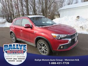 2016 Mitsubishi RVR GT! 4x4! Almost New! Low KMS! Back Up! Alloy