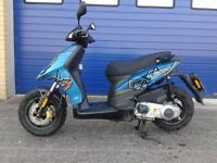 2015 PIAGGIO TYPHOON 125 , HPI CLEAR VERY VERY TIDY SCOOTER FULL SERVICE HISTORY