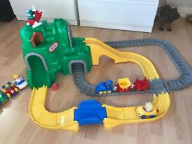 Little Tikes Mountain track