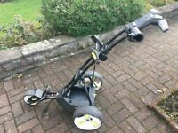 Motocaddy M1 Pro 18 Hole Lithium Golf Trolley