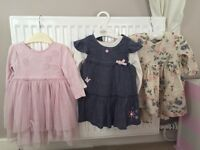 Bundle baby girls clothes 6-9 months