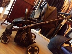 Oyster Stroller - Immaculate condition