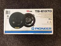 Brand new pioneer 5.25 inch speakers