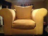 3 piece suite plus armchair