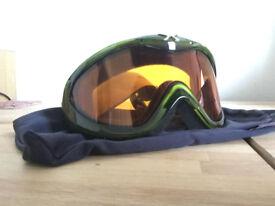 Carrera Chameleon Mens Ski Goggles