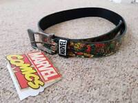 BNWT Marvel Comics Belt