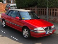 Rover 216 Cabriolet 1994 27,700 from new