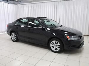 2015 Volkswagen Jetta VW CERTIFIED! Trendline Plus! Sunroof, All