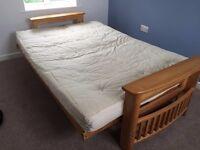 Double futon bed / 3 seater sofa